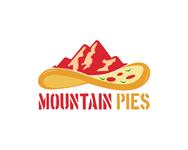 Mountain Pies Logo - Entry #15