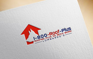 1-800-Roof-Plus Logo - Entry #134