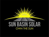 Sun Basin Solar Logo - Entry #1