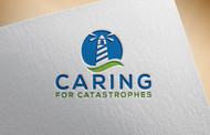CARING FOR CATASTROPHES Logo - Entry #39