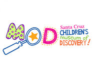 santa cruz children's museum of discovery  MOD Logo - Entry #12