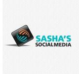 Sasha's Social Media Logo - Entry #169