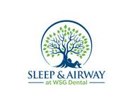 Sleep and Airway at WSG Dental Logo - Entry #340