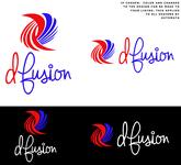 dFusion Logo - Entry #142