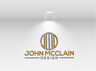 John McClain Design Logo - Entry #66