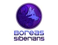 Siberian Husky Logo - Entry #23