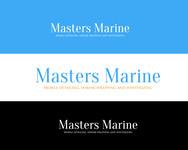 Masters Marine Logo - Entry #56