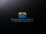 MAIN2NANCE BUILDING SERVICES Logo - Entry #128