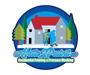 uHate2Paint LLC Logo - Entry #39
