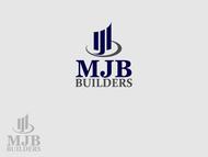 MJB BUILDERS Logo - Entry #20