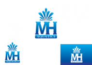 MH Aquatics Logo - Entry #142