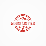 Mountain Pies Logo - Entry #28