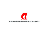 Acadiana Fire Extinguisher Sales and Service Logo - Entry #286