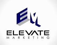 Elevate Marketing Logo - Entry #94
