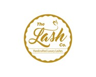 the lash co. Logo - Entry #106