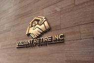 Valiant Retire Inc. Logo - Entry #288