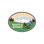 Boots and Birdies Logo - Entry #24
