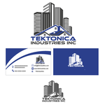 Tektonica Industries Inc Logo - Entry #233