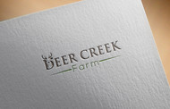 Deer Creek Farm Logo - Entry #107