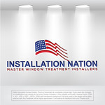 Installation Nation Logo - Entry #144