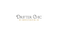 Drifter Chic Boutique Logo - Entry #418