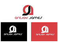 arejay james Logo - Entry #12