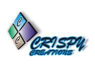 Crispy Creations logo - Entry #72
