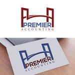 Premier Accounting Logo - Entry #80