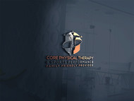Core Physical Therapy and Sports Performance Logo - Entry #25