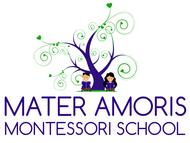 Mater Amoris Montessori School Logo - Entry #592