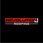 Revolution Roofing Logo - Entry #173