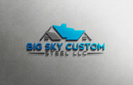 Big Sky Custom Steel LLC Logo - Entry #110