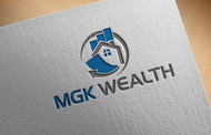 MGK Wealth Logo - Entry #74
