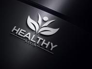 Healthy Livin Logo - Entry #575
