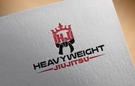 Heavyweight Jiujitsu Logo - Entry #176