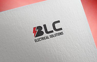 BLC Electrical Solutions Logo - Entry #32