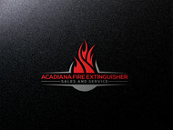 Acadiana Fire Extinguisher Sales and Service Logo - Entry #85