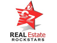 CZ Real Estate Rockstars Logo - Entry #144