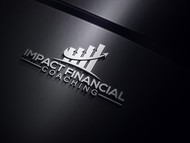 Impact Financial coaching Logo - Entry #26
