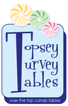 Topsey turvey tables Logo - Entry #35