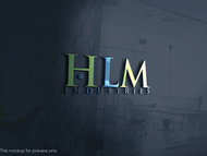 HLM Industries Logo - Entry #95