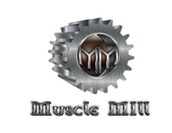 Muscle MIll Logo - Entry #137