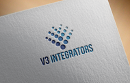 V3 Integrators Logo - Entry #226