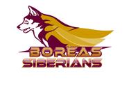 Siberian Husky Logo - Entry #165