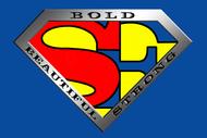 Superman Like Shield Logo - Entry #8