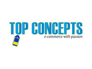 top concepts GmbH needs new logo - Entry #35