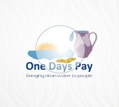 A Days Pay/One Days Pay-Design a LOGO to Help Change the World!  - Entry #61