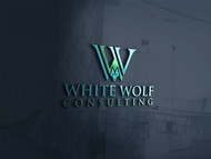 White Wolf Consulting (optional LLC) Logo - Entry #261