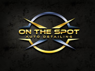 On the Spot Auto Detailing Logo - Entry #13