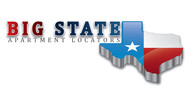 Big State Apartment Locators Logo - Entry #40